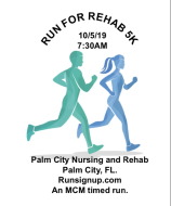Run for Rehab 5K