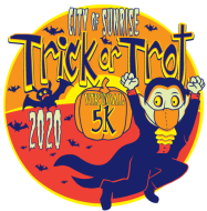 4th Annual City of Sunrise Trick or Trot 5K Run Walk