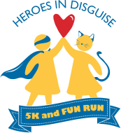 Heroes in Disguise: 5k and Fun Run Benefitting Heroes for Children