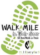Walk a Mile in Their Shoes 5K/Prayer Walk