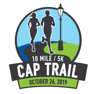 Rocketts Landing Cap Trail 10 Miler & 5K