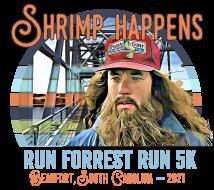 2021 Beaufort Shrimp Festival Run Forrest Run 5K