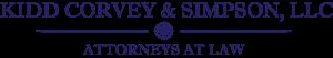 KIDD CORVEY & SIMPSON ATTORNEYS AT LAW