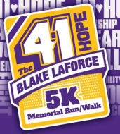 41 Hope 5k Blake LaForce Memorial - CANCELLED