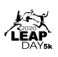 Leap Day 5k Logo