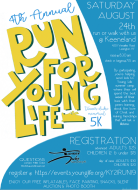 Run For Young Life: Tanner Duke Memorial 5K