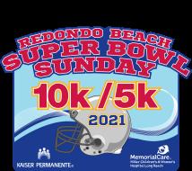 Redondo Beach Super Bowl 10K/ 5K/ Big Game Challenge Virtual Run