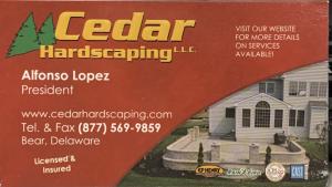 Cedar Hardscaping LLC