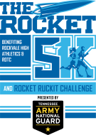 The Rocket 5k and Rocket RuckIt Challenge Presented by the Tennessee National Guard