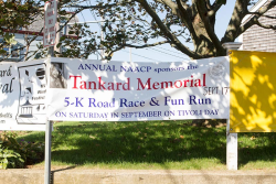 19th ANNUAL NAACP GEORGE V. TANKARD, JR. MEMORIAL 5K ROAD RACE AND 1 MILE FUN RUN