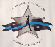 11th Annual Deputy Sarah Jones Memorial 5K
