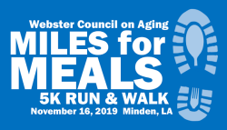 Webster Council on Aging Miles for Meals 5k