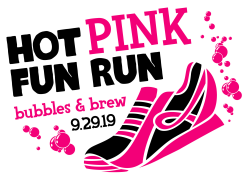 Hot Pink Fun Run - Bubbles & Brews