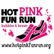 Hot Pink Fun Run - Bubbles & Brews
