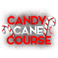 Virtual Candy Cane Course South Denver