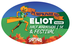 Pumpkinhead Half Marathon / 5K & FESTIVAL - Eliot, Maine