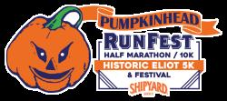 Pumpkinhead Half Marathon / 10K, 5K & FESTIVAL - Eliot, Maine
