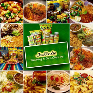 Julio's Seasonings and Corn Chips, Inc.