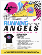 Running with the Angels- Pregnancy and Infant Loss Awareness