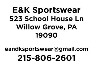 E&K Sportswear