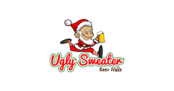 Ugly Sweater Beer Mile Review