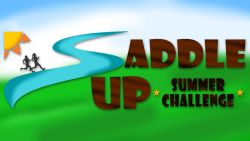 Saddle Up Summer Challenge '19