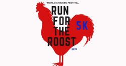 World Chicken Festival--Run for the Roost 5K