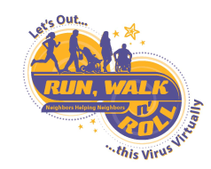 Let's Out Run, Walk 'n Roll the Virus Virtually Phoenixville PA  Sept 16-30, 2020