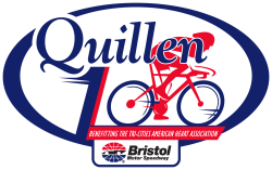 The Quillen 100 - A Cycling Relay at Bristol Motor Speedway