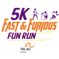 The Arc Of Kentucky 5K Fast, Furious, Fun Run/Walk