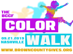 The BCCF Color Walk/Run