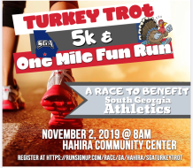 SGA Turkey Trot