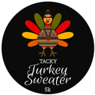 Tacky Turkey Sweater 5K Review