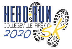 Collegeville Fire Co. Hero Run 5k(Virtual)