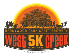 West Creek 5K for ALS, Presented by Hardywood