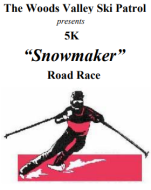 "The 18th Annual 5k ""Snowmaker"" Road Race"
