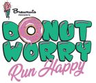 Donut Worry Run Happy