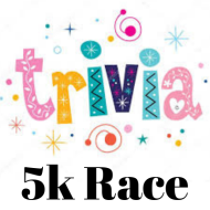 The Trivia Trot amazing 5K race and 1 mile fast fact run walk - Postponed to Oct 20th
