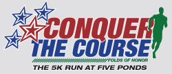 Conquer the Course- The 5K Run at Five Ponds