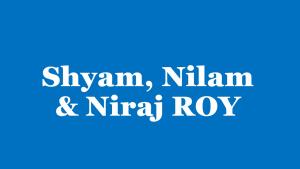 Shyam Roy Family