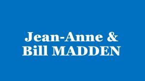 Jean-Anne & Bill Madden