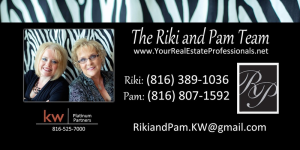 The Riki and Pam Team