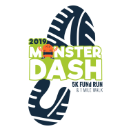 5K Monster Dash FUNd RUN & 1 Mile FUNd WALK