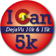 I Can 5k (Featuring the Deja Vu 10k and 15k!)