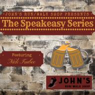 August Speakeasy Series Featuring Nick Trubee