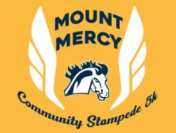Mount Mercy Community Stampede 5k
