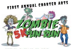 Charter Arts Zombie 5K