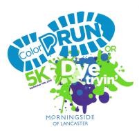 Color Run 5k by Morningside of Lancaster