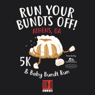 Run Your Bundts Off 5k & Baby Bundt Run