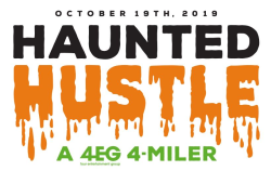Haunted Hustle 4 Miler